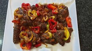 Spicy tripes Matumbo Recipe