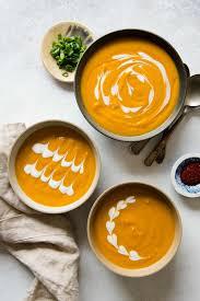 Stove Sweet Potato Soup