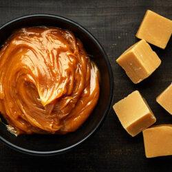 Homemade Caramel Sauce-that can make candy