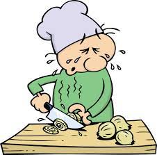 How To Chop Onions Without Crying!