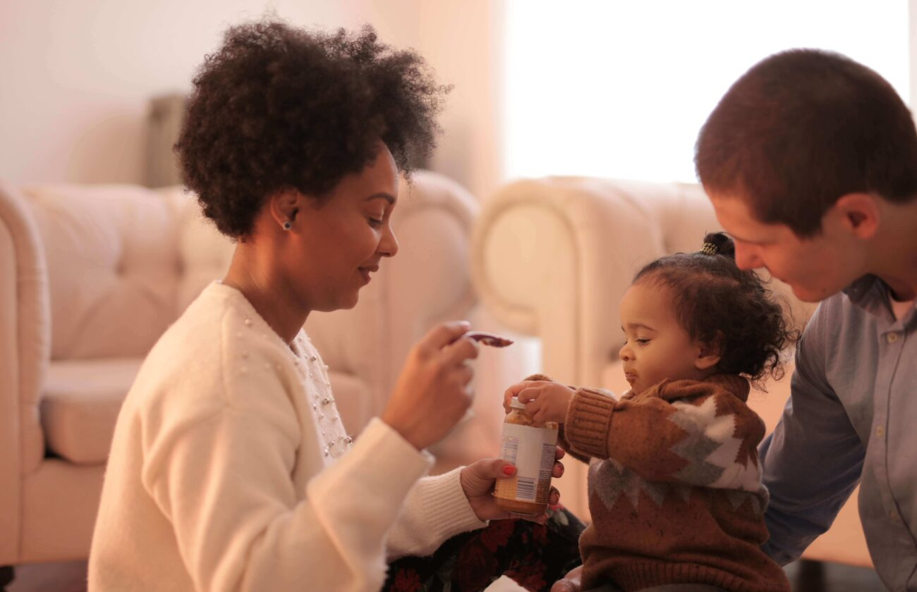 Weaning Foods for Infants